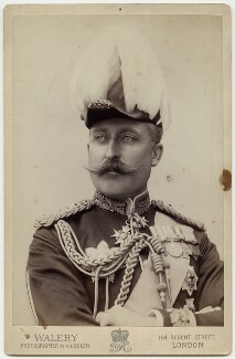 Prince Arthur, 1st Duke of Connaught and Strathearn, by Walery - NPG Ax5558