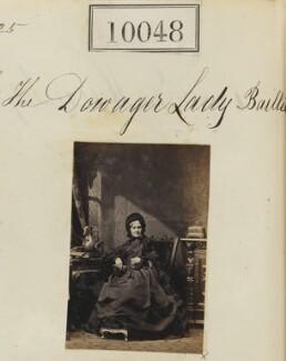 Mary Lyon (née Dennistoun), Lady Baillie, by Camille Silvy - NPG Ax59762