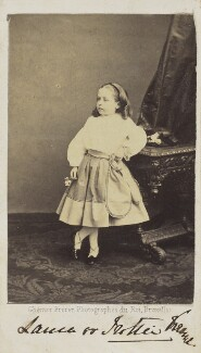 Laura Ellen Flora Beresford (née Keane), by Ghémar Frères - NPG Ax68038