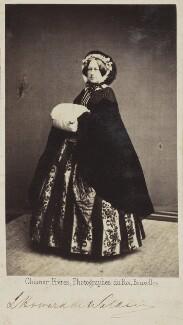 Lady Lucy Howard de Waldon (née Cavendish-Scott-Bentinck), by Ghémar Frères - NPG Ax68043