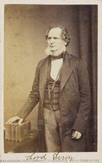 Edward Henry Stanley, 15th Earl of Derby, by William Walker & Sons - NPG Ax68044