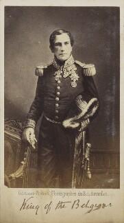 Leopold I, King of the Belgians, by Ghémar Frères - NPG Ax68047