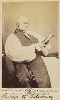 Henry Parr Hamilton, by Samuel Alexander Walker - NPG Ax68049