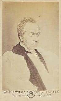 John Graham, by Samuel Alexander Walker - NPG Ax68050