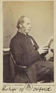 John Fielder Mackarness, by Samuel Alexander Walker - NPG Ax68051