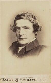 Hon. Gerald Valerian Wellesley, by John & Charles Watkins - NPG Ax68057