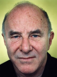 Clive James, by Polly Borland - NPG x88472