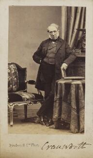Robert Monsey Rolfe, Baron Cranworth, by Disdéri - NPG Ax68119