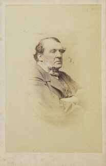 Robertson Gladstone, by Unknown photographer - NPG Ax68136