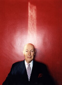 Bruce Gyngell, by Polly Borland - NPG x88476