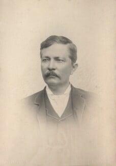 Sir Henry Morton Stanley, by Edmund John Passingham, 1886 - NPG Ax68634 - © National Portrait Gallery, London