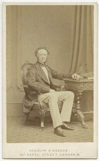Walter Francis Montagu-Douglas-Scott, 5th Duke of Buccleuch and 7th Duke of Queensberry, by Window & Bridge - NPG Ax7409