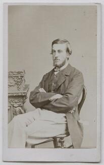 William Amelius Aubrey de Vere Beauclerk, 10th Duke of St Albans, by William Woodward & Co - NPG Ax7411