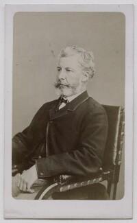 William Drogo Montagu, 7th Duke of Manchester, by W. & D. Downey - NPG Ax7413