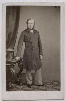 John Winston Spencer Churchill, 7th Duke of Marlborough, by Maull & Polyblank, circa 1862 - NPG Ax7414 - © National Portrait Gallery, London
