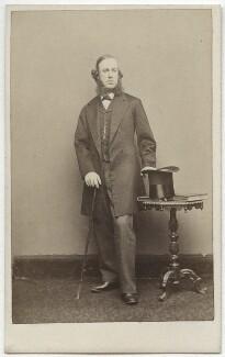 Henry John Moreton, 3rd Earl of Ducie, by Ferdinand Jean de la Ferté Joubert - NPG Ax7436