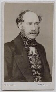 James Sinclair, 14th Earl of Caithness, by Vernon Heath - NPG Ax7452