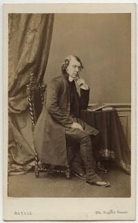 Archibald Campbell Tait, by John Jabez Edwin Mayall - NPG Ax7466