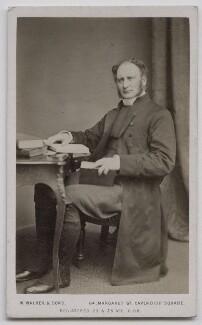 Robert Bickersteth, by William Walker & Sons - NPG Ax7469