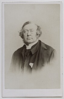 Norman Macleod, by Thomas Rodger - NPG Ax7498