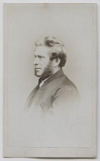 John Cale Miller, by Henry Joseph Whitlock - NPG Ax7499