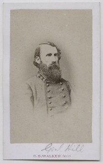 General Hill, published by Charles Bristow Walker - NPG Ax7585
