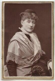 Ellen Terry, by Window & Grove, 1876 - NPG Ax7600 - © National Portrait Gallery, London
