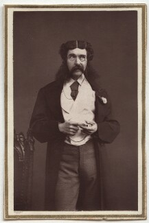 Edward Askew Sothern as Lord Dundreary in 'Our American Cousin', by Unknown photographer - NPG Ax7604