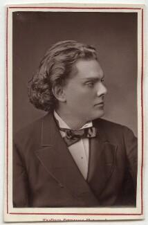 August Wilhelmj, by Lock & Whitfield - NPG Ax7622