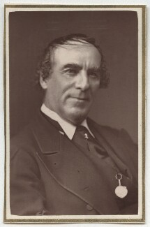 John Ryder, by Unknown photographer - NPG Ax7623