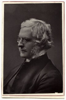 John William Colenso, by Unknown photographer - NPG Ax7641