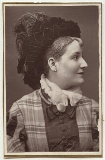 Louise Henderson, by Unknown photographer - NPG Ax7644