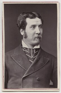 Charles Warner (Charles John Lickfold), by Lock & Whitfield - NPG Ax7664