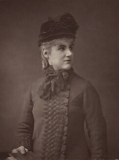 Adelaide Neilson, by Unknown photographer - NPG Ax7671
