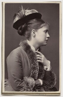 Amy Fawsitt (Mrs Menzies), by Unknown photographer - NPG Ax7672