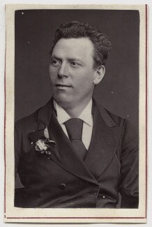Lionel Brough, by Unknown photographer - NPG Ax7673