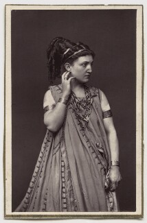 Kate Josephine Bateman as Medea in 'Medea in Corinth', by Unknown photographer - NPG Ax7676