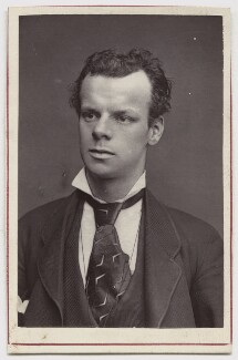 Edward O'Connor Terry, by Unknown photographer - NPG Ax7690