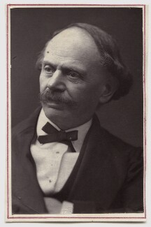Sir Julius Benedict, by Unknown photographer - NPG Ax7697