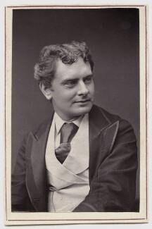 Arthur Cecil (Arthur Cecil Blunt), by Fradelle & Marshall - NPG Ax7702