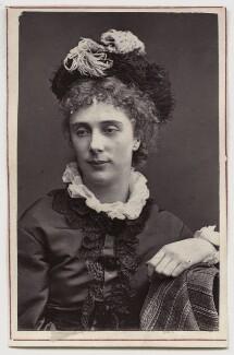 Miss Carlisle (Marie Othilie Amélie Mariot De Beauvoisin), after Lock & Whitfield - NPG Ax7703