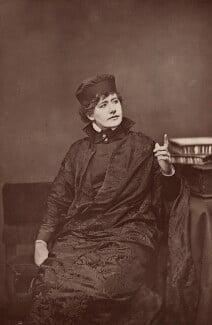 Ellen Terry as Portia in 'The Merchant of Venice', by Window & Grove, 1879 - NPG  - © National Portrait Gallery, London