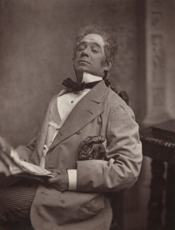 John Lawrence Toole as Barnaby Doublechick in 'The Upper Crust', by London Stereoscopic & Photographic Company - NPG Ax7707