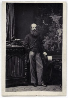 Edward Southwell Russell, 23rd Baron de Clifford, by Camille Silvy - NPG Ax77110