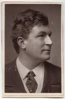 (Thomas) Henry Gartside Neville, by Unknown photographer - NPG Ax7714