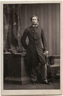 George William de Yarburgh-Bateson, 2nd Baron Deramore, by Camille Silvy - NPG Ax77141