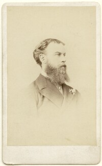 Charles Joseph Theophilus Hambro, by Bernieri, Caldesi & Co - NPG Ax77147