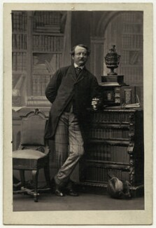 Douglas Lane, by Camille Silvy - NPG Ax77160
