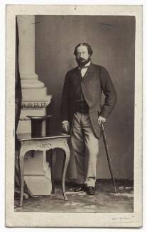 Henry William George Paget, 3rd Marquess of Anglesey, by William Henry Southwell - NPG Ax77176