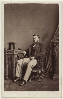 Petre Weis, by Southwell Brothers - NPG Ax77195